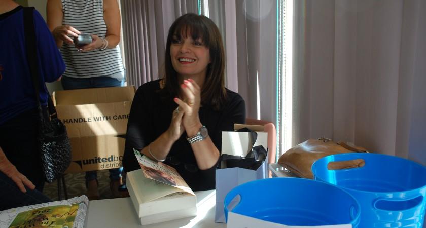 The brilliant Fiona McIntosh